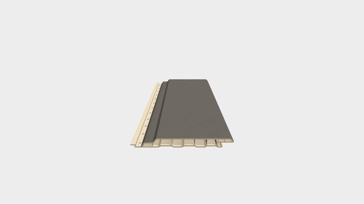 Fortalit Kwartsgrijs 3D Model