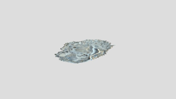 Kurzeme_2020_simplified_3d_mesh 3D Model