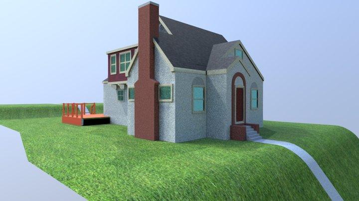 Craig and Lisa Option2 3D Model