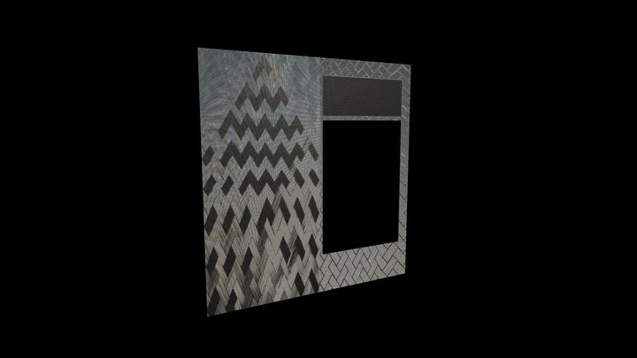 South_v4 3D Model