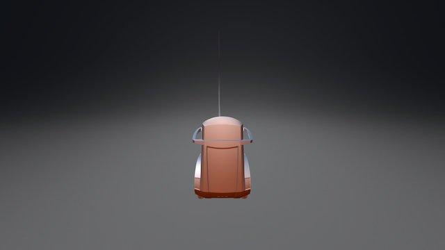 Scube 3D Model