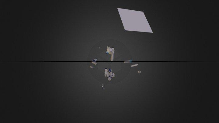 robot.blend 3D Model