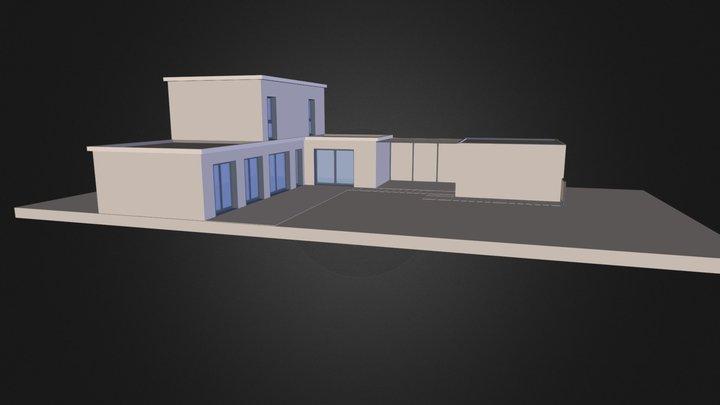 T4.dae 3D Model