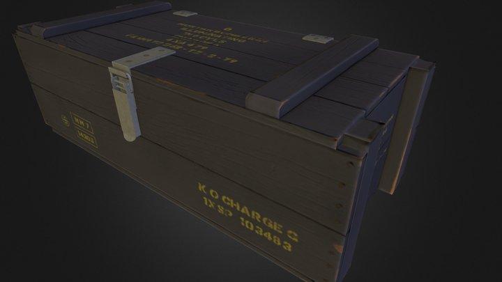 Ammo Crate.zip 3D Model