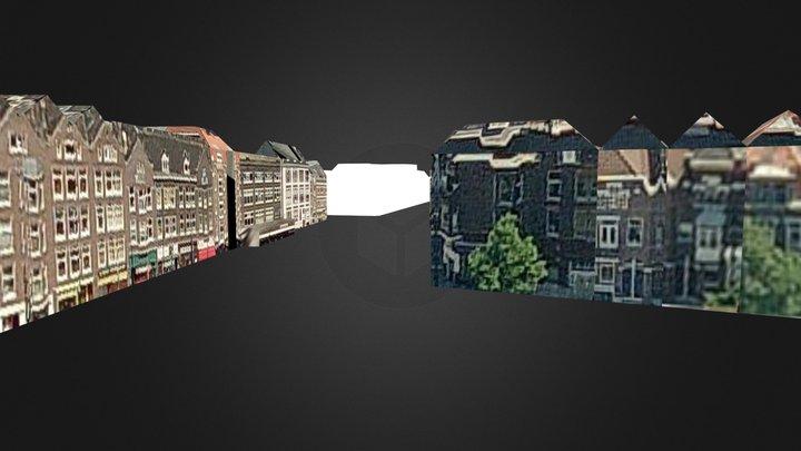 Buffer_plain_Building_textured 3D Model