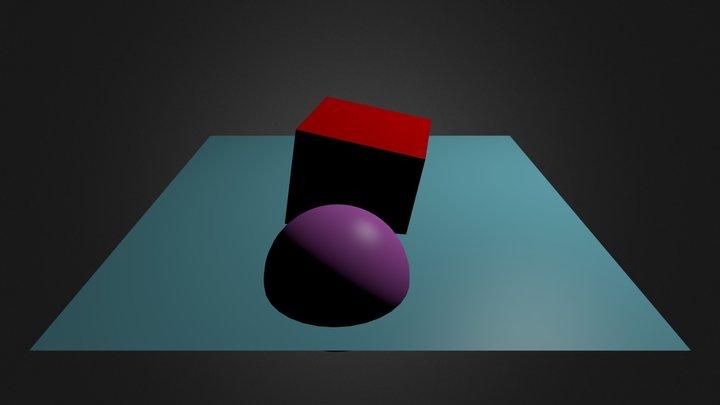 prueba-5.blend 3D Model