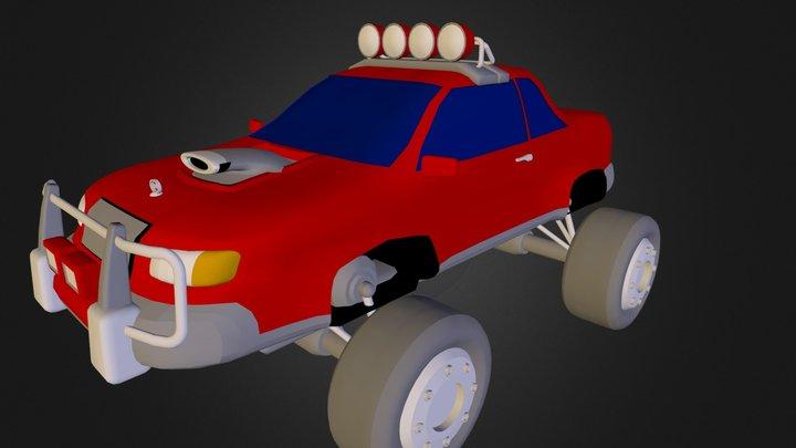 bigcar 3D Model
