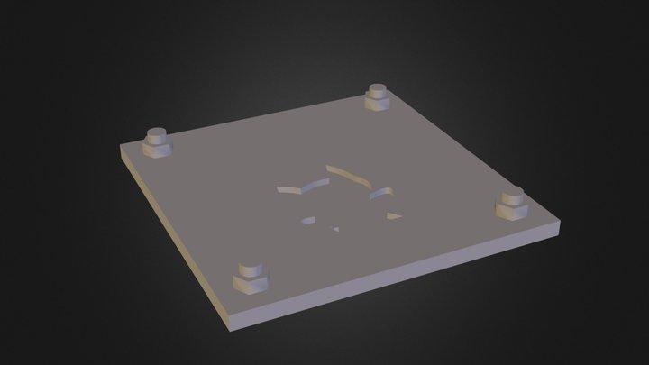 יונס דימא - דיאפורמינג פארט 3D Model