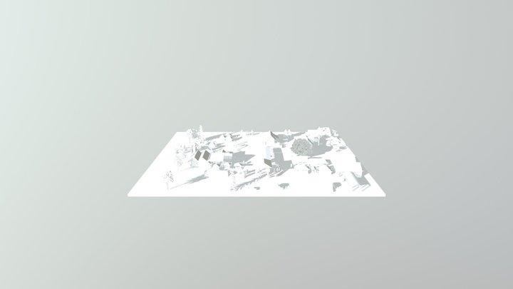Suannaidum 3D 3D Model