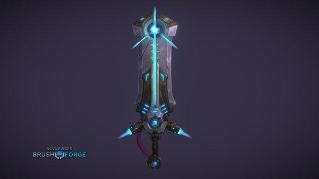 Nova Sword 3D Model