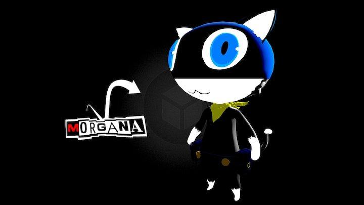 Morgana - Persona 5 3D Model