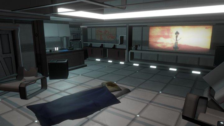 Tempus Scene 3D Model