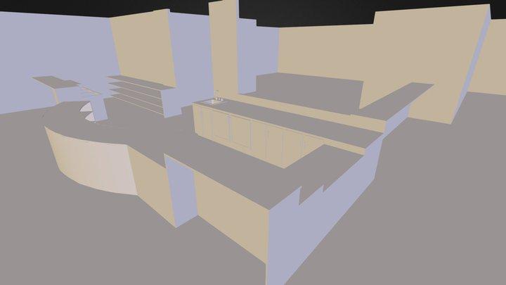 RedHorn 3D Model