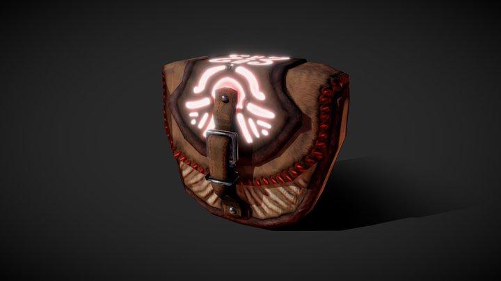 Medieval Bag 3D Model