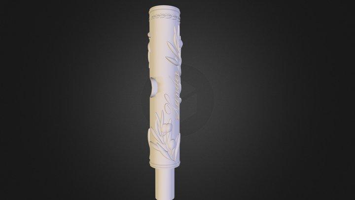 Xander 3D Model