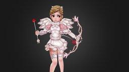 Cupid 3D Model