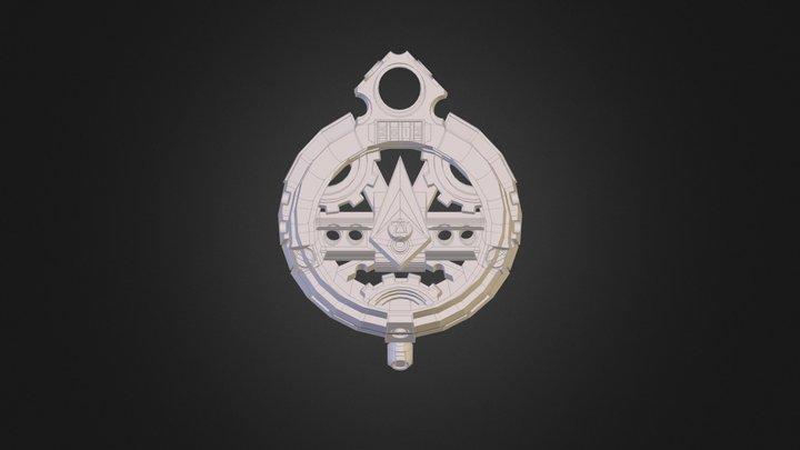 timecompass 3D Model