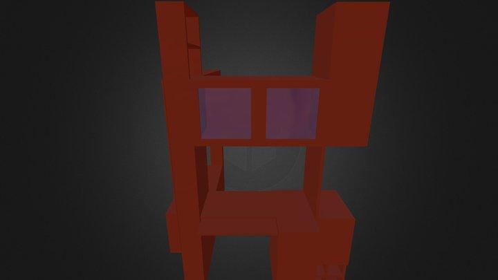 Kast 3D Model