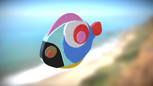 3Fish 3D Model