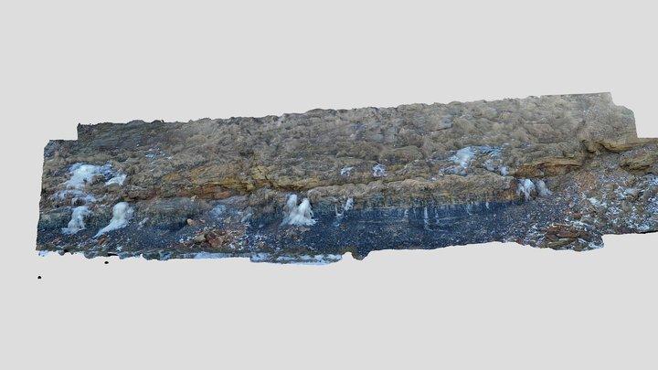 Upper Freeport Coal - Mt. Storm, WV 3D Model