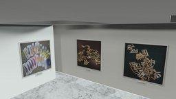 Instamuseum for @Bivartt 3D Model