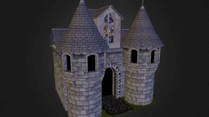 warehouse.obj 3D Model