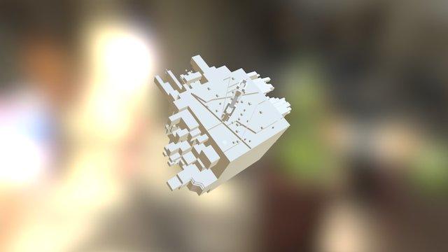 Worldcube 3D Model