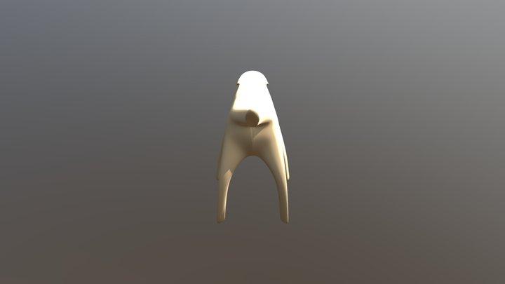 text 3D Model