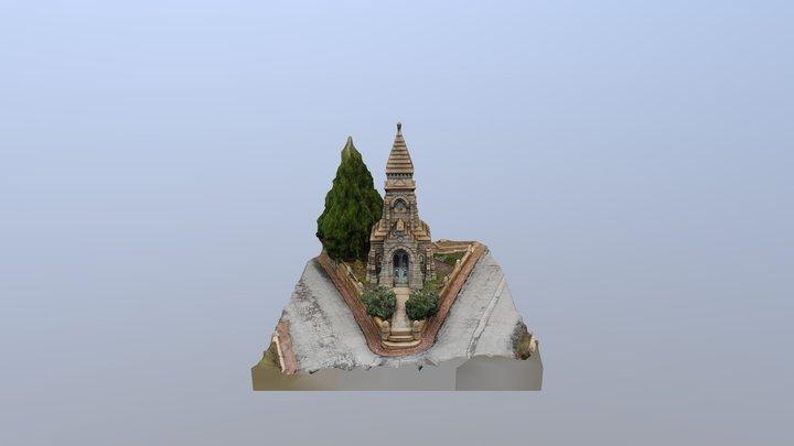 Oakland Cemetery - Richards 3D Model