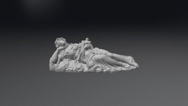 Rozalia_cleaned-v01 3D Model