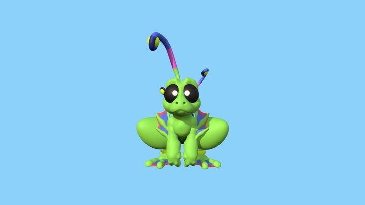 Geckohzi 3D Model