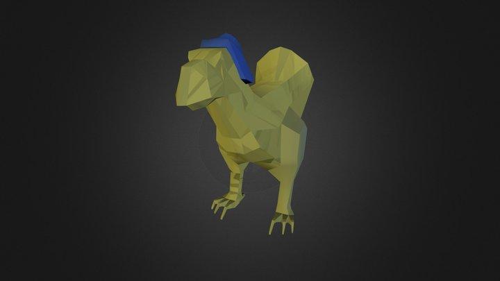 C C Bird Finale 3D Model