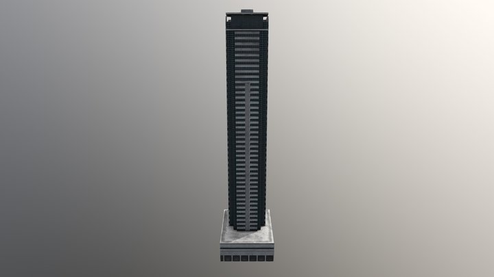 Dubai Le Reve 14 3D Model