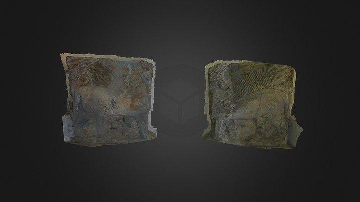 Lamassus 3D Model