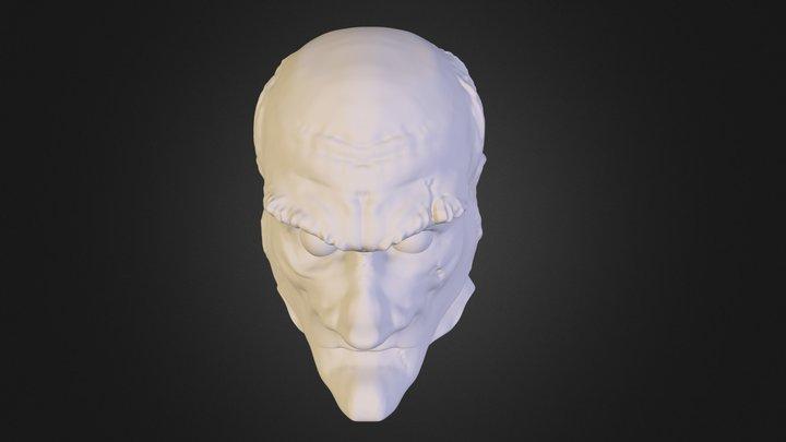 cromus2 3D Model