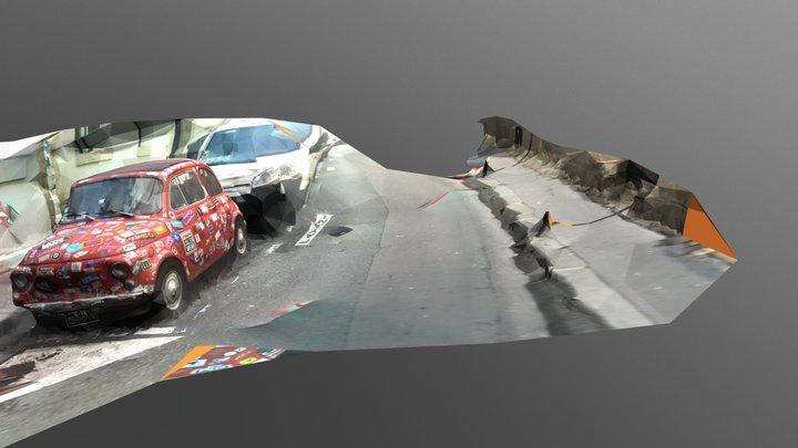 Scene Mesh Texture dae png 3D Model