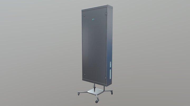 200KC_CH 3D Model