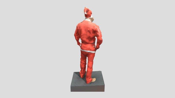 TomteLow 3D Model