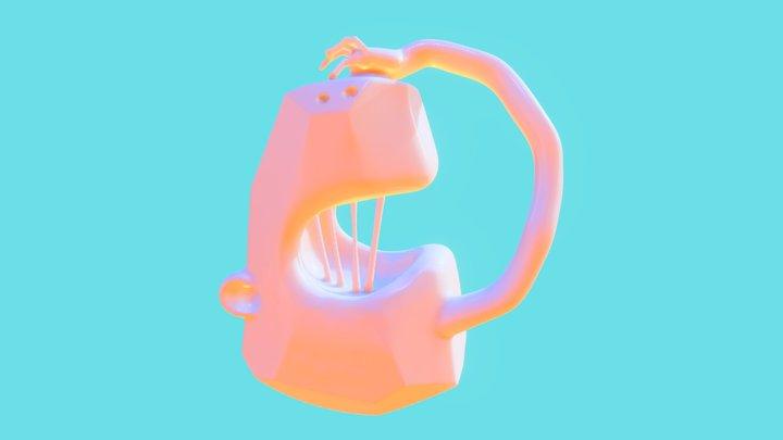 Chibby Chombers 3D Model