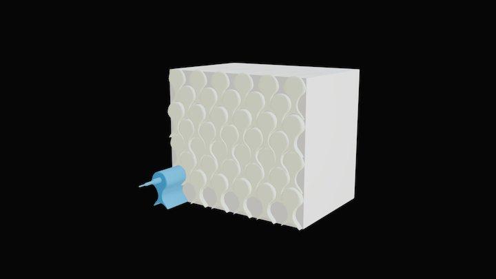 Esmalte Dental 3D Model