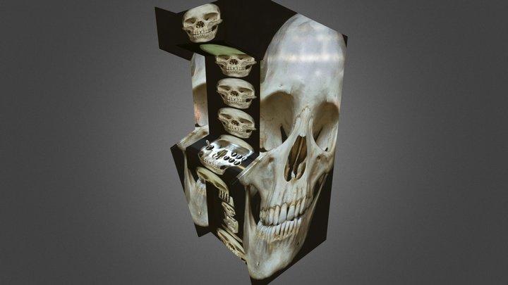 Arcadee 3D Model