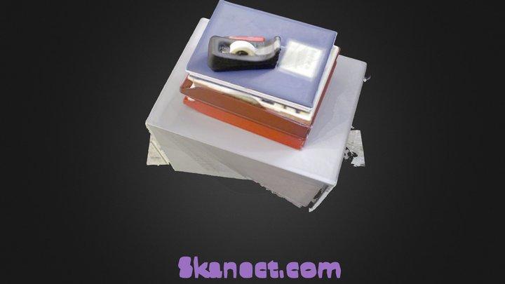 Myscan 3D Model
