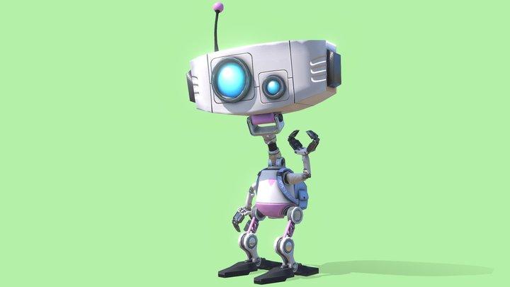 BeepBoop 3D Model