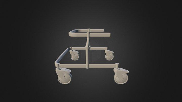 Aquila 3D Model