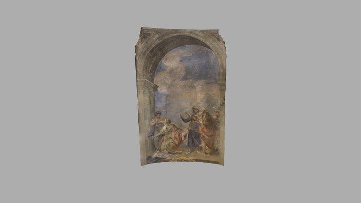 Chiesa di S. Andrea Apostolo (Abside Inf. Des.) 3D Model