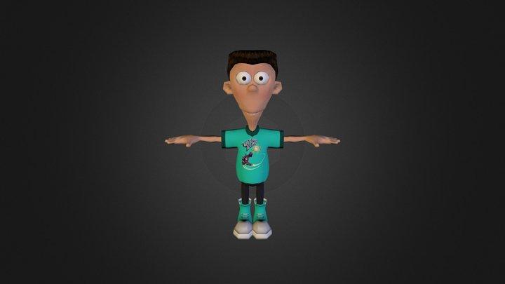 Sheen 3D Model