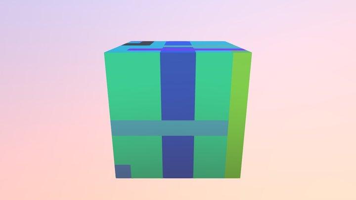 Abstractvoxels Bake 3D Model