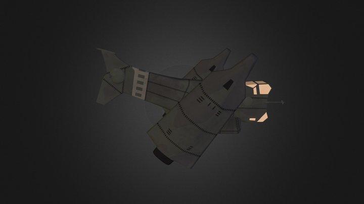 YAGR-3B 3D Model