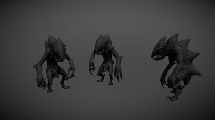 Scene01 Demo 3D Model