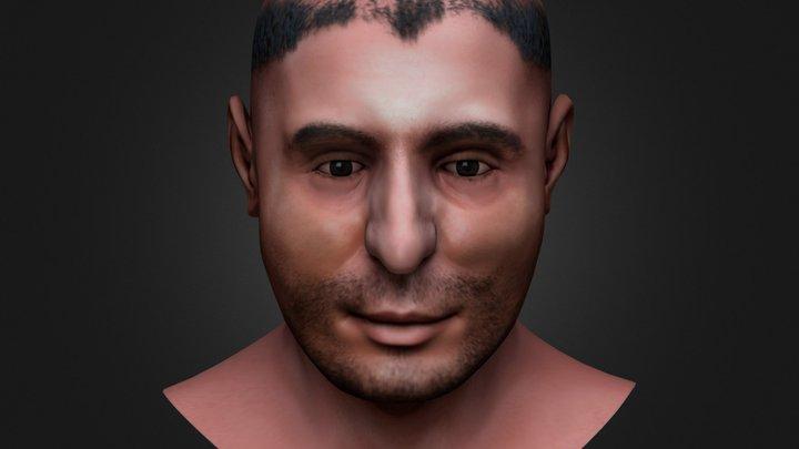 Sant'Antonio 3D 3D Model